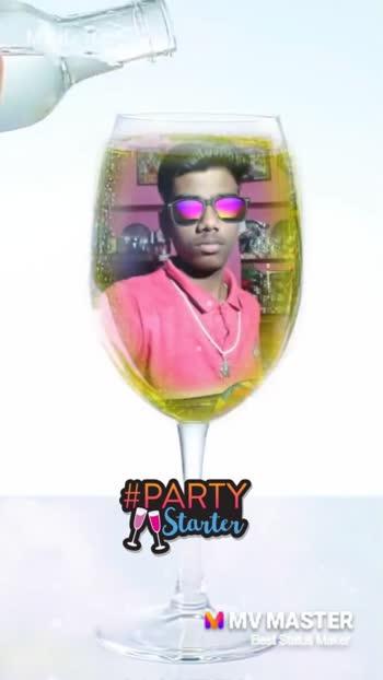 party nonstop #partystarter