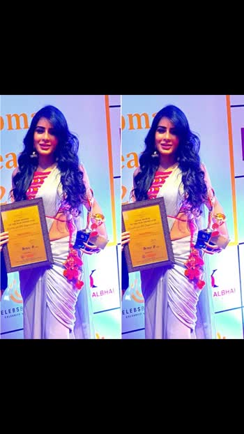 """I am especially grateful to an amazing people and organiser Mr, @piyuusjaiswal of @iconicwomanawards and my social media family whose support is the reason I' m up here now and proud to share this memorable moment of life , that on this women's day , I've awarded by """"Iconic Woman of the year award """" I've received this award in international model category.... I feel so happy and blessed to receive this Honour by award Organizer team.. Thanks for giving me this honour on this special occasion of women's day ... I reciprocate with high regards and thanks once again to all who has directly or indirectly play an important role to make me capable to reach at this level and I am committed to act for the global society growth to the best extend 😍🏆♥️🌸🧜♀️  #iconicwoman #iconicwomanoftheyear #iconicwomanaward #womenempowerment #internationalwomensday #celebrations #jwmarriott #awards #india #achivers #iconicindian #celebsspotted #innovativeentrepreneur  #missmermaidasiainternational2019 #RehaaKhann #DohaQatar #MyDubai  #AmchiMumbai #RehaaKhannBlogger #RehaaKhannQueenlife #RehaaKhannPublicfigure #RehaaKhannStylefile #RehaaKhannFashion #RehaaKhannWithclass #RehaaKhannFans #Actress #Model #Bollywood #Tollywood #Pollywood #Business #Person #Media #Production🏡"""