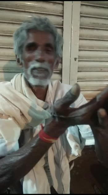 An old man from rural area responded confidently on Corona virus  #coronavirus #indiafightscorona