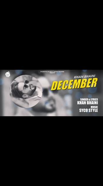 #december #song