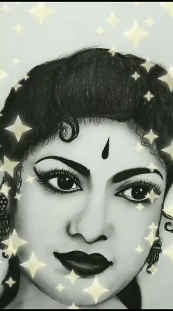 #mahanatiscenes #savitrigaru#drawingchallenge