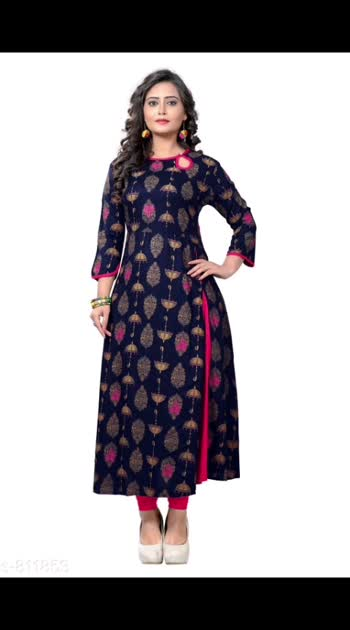 Anna Pretty Womens Kurti  Fabric: Rayon / Cotton Sleeves: 3/4 Sleeves are Included / Half Sleeves are Included Size: Variable (Check Product For Details) Length:Up To 46 in Type: Stitched Description: It Has 1 Piece Of Kurti Work: Printed  Same Day Dispatch #shopping #shopsmallbusiness #shoponline #buylocal #buynow #shopee #shopnow #onlineshopping #shops #shopaholic_collections #shop_tour_rzn #shop_shop_md #shop #shopsmall #shopping #shoplocal #shopmycloset #shopsmallbusiness #shopify #shoponline #shoppen #shopnow #shopudabeauty #onlineshopping #shopvintage #shophandmade #shopper #shopwithus #personalshopper #shoplife #shopthelook #shopindependent #shoppingday #shoptillyoudrop #shopeelook #shopstemdesign #shopaddict #shoppingcenter