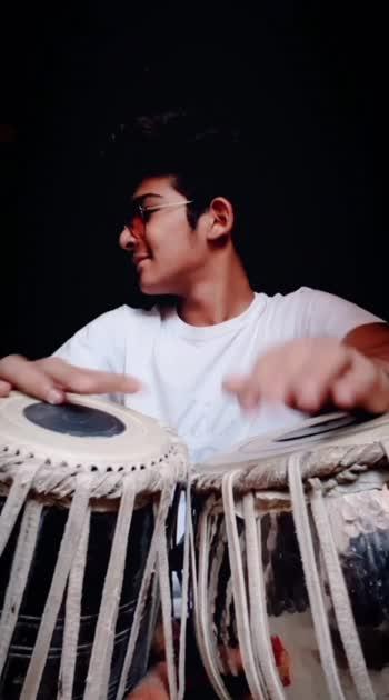 dj remix Tabla Edition 🤙🏻 #ved_prajapati #tabla #roposo #roposostar