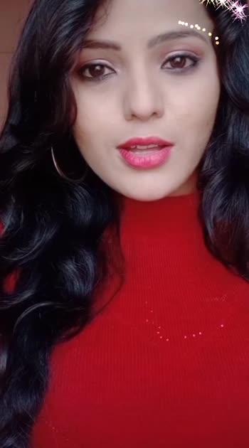 #tujhpe_hi_focus_hai #hot #expressionqueen #redlove #actress #poojajaiswal #roposostars