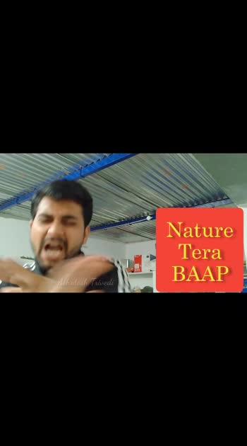 Nature Tera BAAP ft. Ashu Rapido #iamashu #WBM_ASHU #rap #rapsong #rapper #roposo-beats #roposostars #roposostar #naturelover #nature @roposocontests @anshikagrover @roposotalks #rapping #viralvideo #trendingvideo