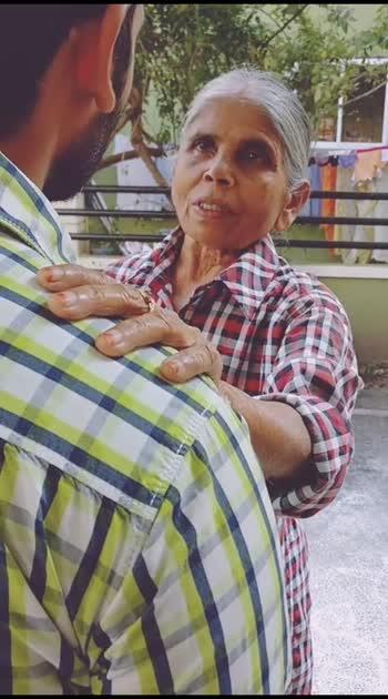 Kan pesum vaarthaigal purivathilai #gethugrandma #thoufiq24 #tamilcomedy