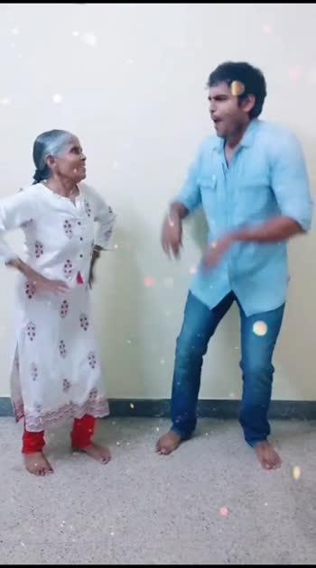 Azhagana Roseu nee❤️ #gethugrandma #thoufiq24 #tamilcomedy