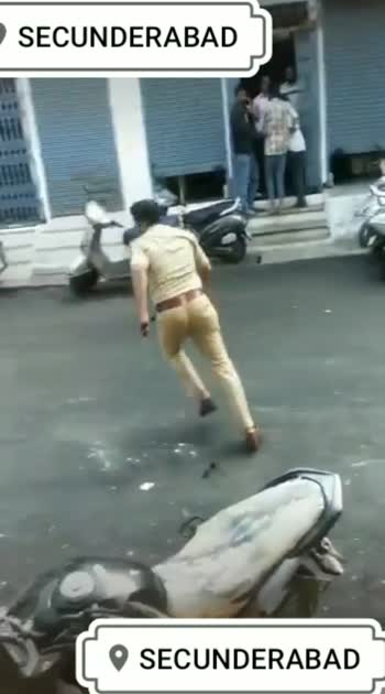 #police #policenews #coronavirus #trendingnews #watasupstatus @suryakiran25ca4184 #roposostars #roposo-beats