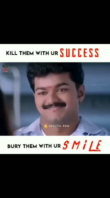 Kill them with your #succes and burry them with your #smile #vijay #follow   for more videos @status_videos_by_leo  #trending     #viral     #tollywood    #kollywoodcinema    #bollywoodsong      #tamil    #hindisongs    #malyalamsong    #hyderabad    #kollywoodactress    #tamilcinema    #telugucinema     #telugusongs