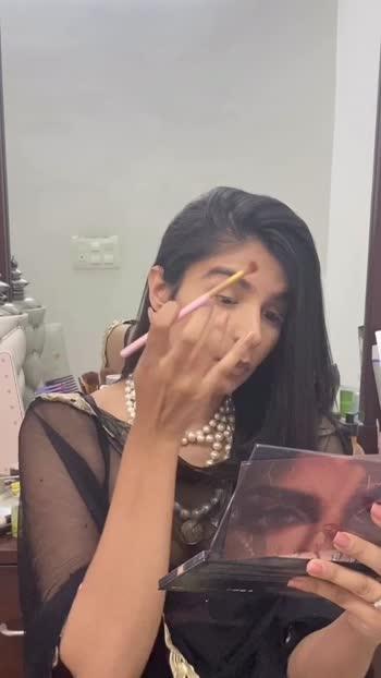 My go to makeup look