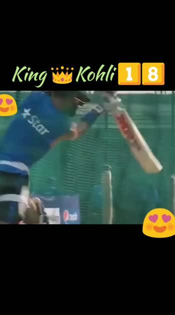 #cricketlovers #cricketfever  #viratkohlifanpage #royalchallengersbangalore #roposostar #trending