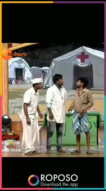 #comedyvideo  #comedyposts  #zeetv #zeetelugu  #chantigadu