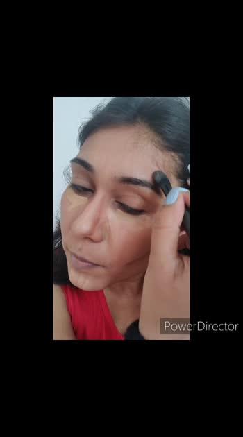 Makeup tutorial #tutorial #tutorialvideo #tutorialsvideos #makeuptutorial #makeup #makeupforever #makeupforever #glamlook #glamourworld #glamgirl