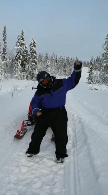 #Sweden #snowdancing