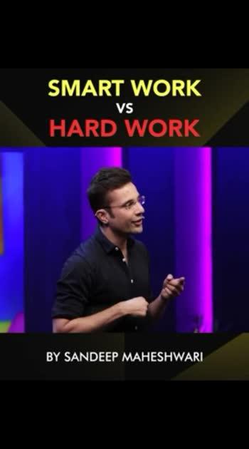 #Hard work ## Smart work ....