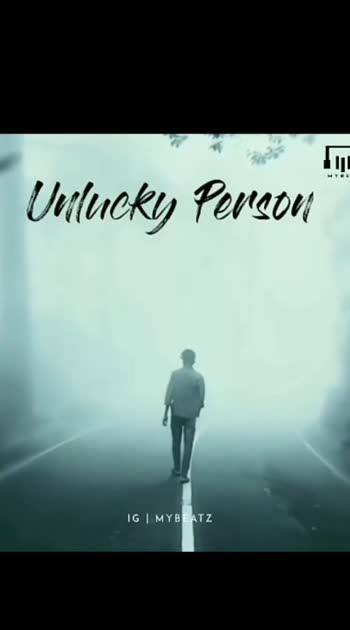 #unlucky #person #boys-attitude #boys-attitude #boys-problem