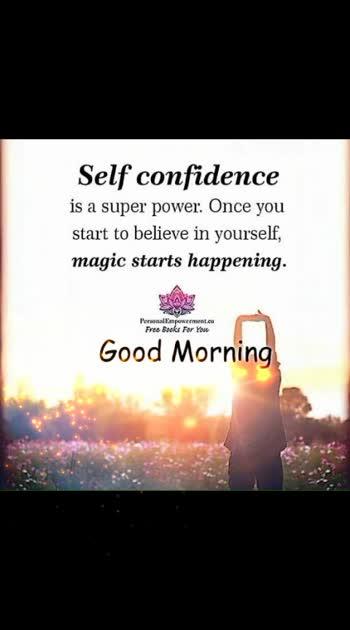 #goodmorning #positiveenergy