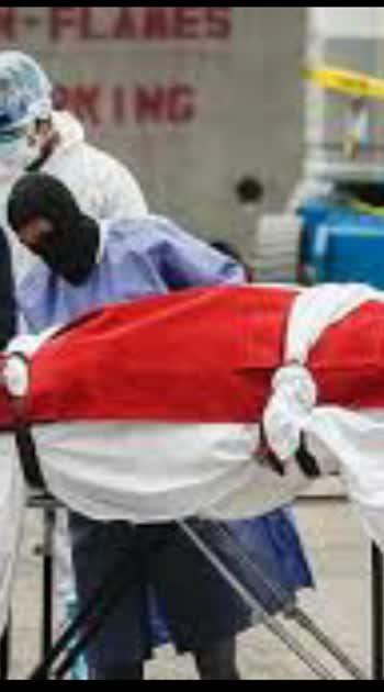 coronavirus death toll surprised 20,000 in US