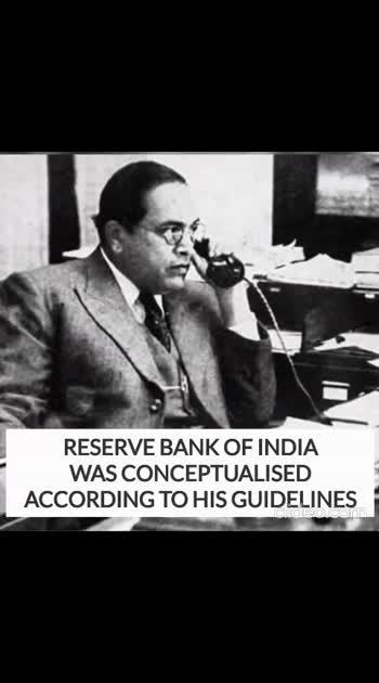 Birthday of The great architect of Indian Constitution Dr B R Ambedkar 🙏 🙏❣️❣️❤️❣️♥️💞💕#drbabasahebambedkar #drbababasahebaambedkar #babasahebambedkar #bhim_jayanti #bhimraoambedakar #bhimakoregaon #ambedkarjayanti #ambedkarjayanti #mission#jaybhim#babasahebonstar #saheb #drbababasahebaambedkar #leader-is-always-a-leader #leadership #leader #ropososoulful #roposodailywisheschannel #roposodailywishes #dailywisheschannel #dailywisheschannel #dailywishes #janmashtamispecial #janmajayanti#roposodailywhishes