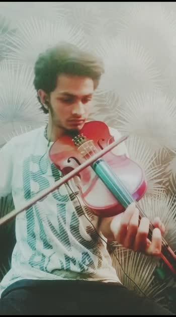 #music #violinist #musician #roposo #roposostar