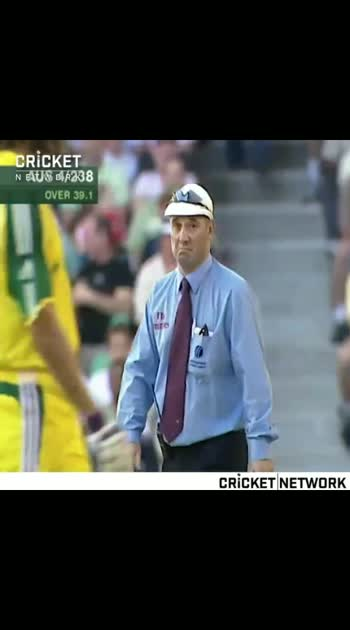 This is Most Unfortunate Dismissal Of Symonds.  He Got Out Off Michael Clarke's ....