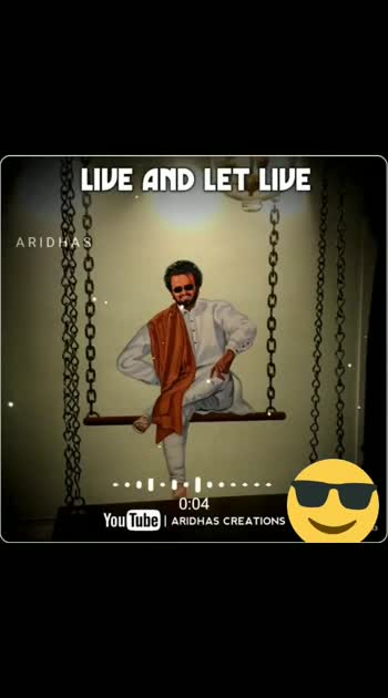 live and let's live