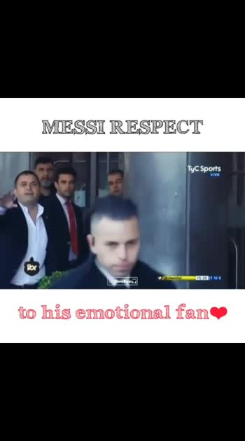 #messilovers #respect #trendingchannel