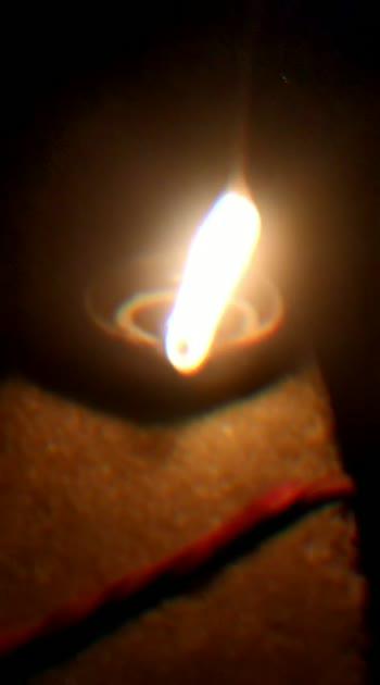 lamp fire#roposostar #roposo-beatschannel  #roposobeautyblogger  #roposoartist