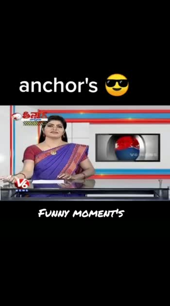 #anchors Funny moments ..... Off camera #mostfunny