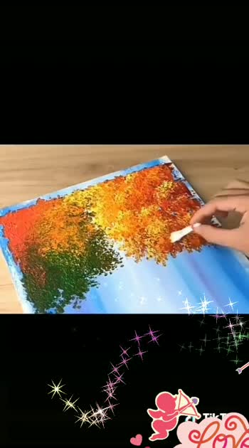 #acrylicpainting  🤩🤩🤩🤩