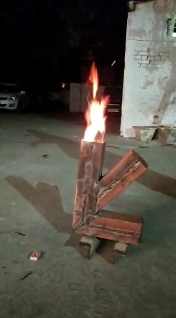 rocket fire stove#