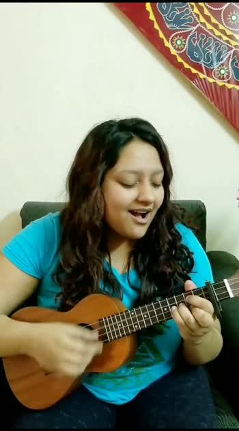 Heyy Jude ❤️ #roposo #roposostar #roposostars #roposolove #heyjude #thebeatles #ukulele #ukulelecover #ukuleleindia #risingstar