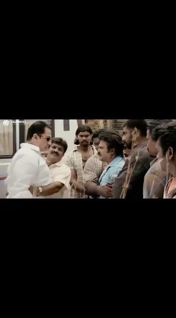 superstar #rajinikanthfans  action scene