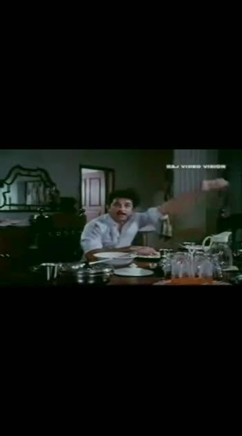 Unnal Mudiyum Thambi Movie Scene - #kamalhassan #excellent_scene
