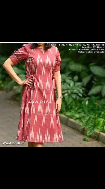 Look like a dream wearing  Red/multi-colour ikkat dress  by ABW. Look classy and stylish in this piece and revel in the comfort of the soft cotton ikkat fabric._  Size :- S-36, M-38, L-40, Xl-42, Xxl-44, Xxxl-46   Length :- 37-38inch  Fabric :- Premium Quality ikkat  Please choose the colour option given below the pictures*   Happy Shopping  Rs.1129 Free Shipping, online payment only for this product   .  #kurtisonlinemurah #kurtisonlineindia #kurtisonline #kurtisonlinestore #kurtisonlineshoppig  #kurtisonlineshoppingindialowprice #kurtisonlinebuying #kurtisonlineshoppinglowprice #kurtisonlinedesignerkurti #kurtisonly #kurtisonlin #kurtisonlinelovers #kurtisonline😍 #kurtisonlineshopping #kurtisonlineaset #kurtisonlines #kurtisonline🤗 #kurtisonlineshoppings #kurtisonlinesale
