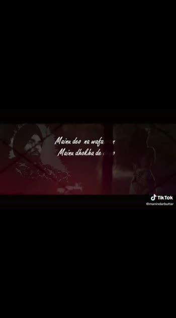 punjabi song #manindarbuttar  #ammyvirk