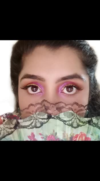 ⭐The eyes always speak the truth ⭐ So I created this makeup look . It is a purple eye look with a dash of golden eyeliner.  Makeup Details Base - @loreal Infallible foundation in sable sand  @lagirlindia pro conceal @lakme lip and cheek tint  @morphe highlighter   Eyes @wetnwildindia eyebrow kit @morphe 39L eyeshadow pallete @missclaire eyeliner @proarte eyelashes  Lips  @proarte lip liner mauve  @missclaire lip cream 15A What's your favorite product from this makeup look? . . . . . . . .  #dailymakeup #featuremuas #makeupaddiction #makeupandwakeup #makeupblogger #makeupcollection #makeupcollector #makeupgeek #makeupgirlz #makeupguru #makeupideas #makeuphaul #makeupjunkies #makeuplife #makeuplove #makeuplooks #makeuplover #makeuplovers #makeupselfie #makeupnews #makeuptalk #makeuptime #mualife #talkthatmakeup #playbeautifully #mumbaiblogger #mumbaimua #followforfollow #likeforlike
