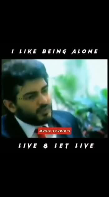 #aloneness