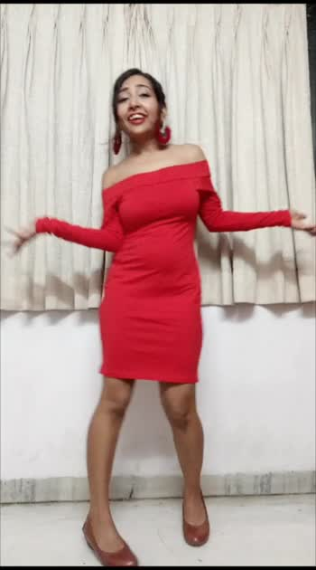 Well #red #dress makes U #feel like going for a #date 😍   #dance #dancerslife #ropostar #ropostars #ropostarchannel #ropostarschannel #ropobeat #ropobeats #ropofashionblogger #ropofashion #ropostyle #style #fashion #ropogirl #ropogal #ropodaily #ropodance
