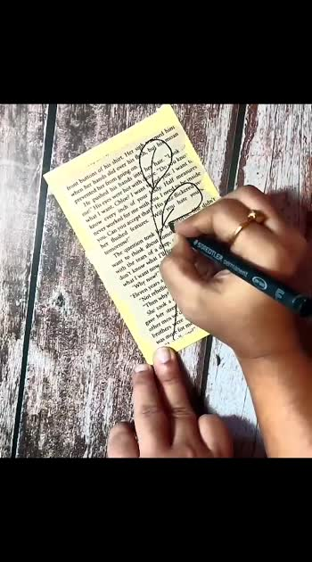 Journal Page Decor #diy #art #craft