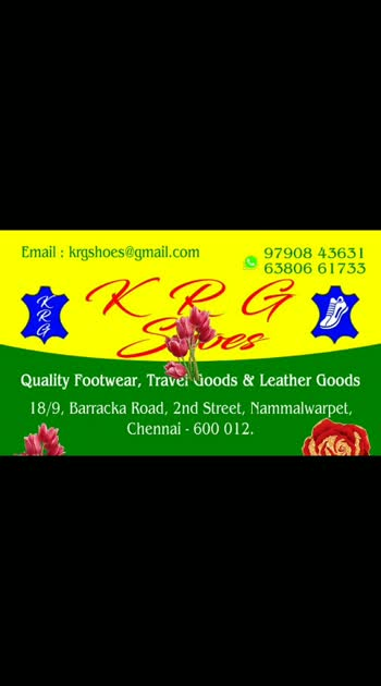 Quality of Footwear. Available Wholesale price.