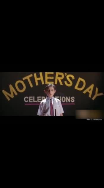 #motherday #roposo_matherday #maa #mather