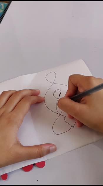 Mothers Day  Easy To Do Drawing Idea #art #drawing #mothersday #mothersdayspecial #mothersdaygift #gooddays #diy #creativespace #creative #risingstar #risingstaronroposo #risingstarchannel