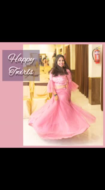 Hello there, bridesmaids!  Customize your outfit with Aira and make your fairytale happen!  Check out this mauve layered skirt with pearl thread embroidered crop top enhanced with frilled sleeves.  Doesn't she @lea_deshpande014 look like a Disney princess?  #aira #airabyaishwarya #happyclient #clientdiaries #bridesmaids #bridesmaiddress  #custommade #customized #design #indowestern #fusion #skirt #indianwedding #diwali2019 #weddingseason2019 #punedesigners #fashiondesigner #india #pune #fashion #love #makeinindia