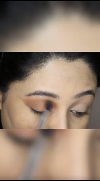 brown makeup on brown skin