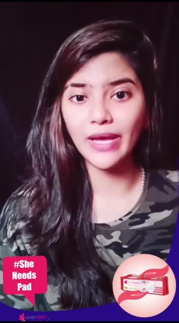 Part 1 #sheneedspad Everteen has taken an initiative to distribute free pads to needy women's. please share this video full video link-https://www.instagram.com/tv/CAANrrWgzqb/?igshid=1j8ptfvtkb9yq