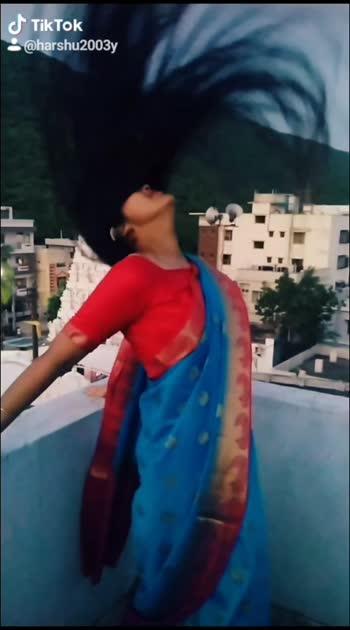 #hairlove #longhair #songoftheday #sareefashion #vizagite