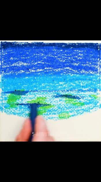 #pastel #painting