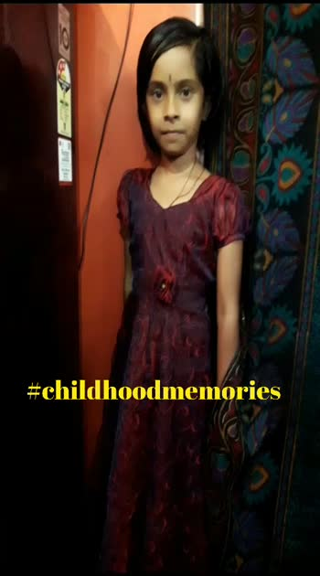 #childhoodmemories #memories @roposocontests #childhoodmemories