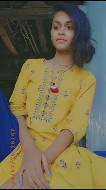 self portrait in kurthi #photography #fashion #fashionphotography